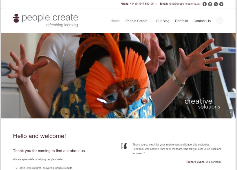 People Create Ltd