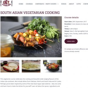 Get-Cooking - Leeds Based Cookery School
